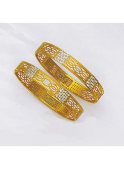 Gold Bangle Set MM-31522