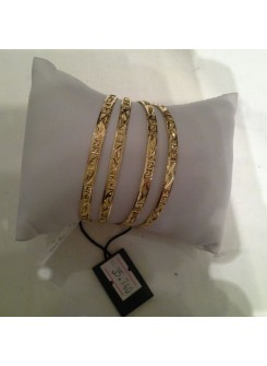 Gold Bangle set MM05