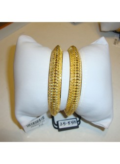 Gold Bangle MM001