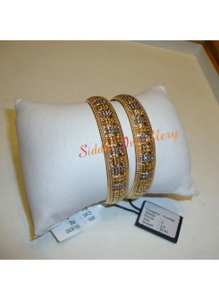 Gold Bangle Set M10 (Prestige)